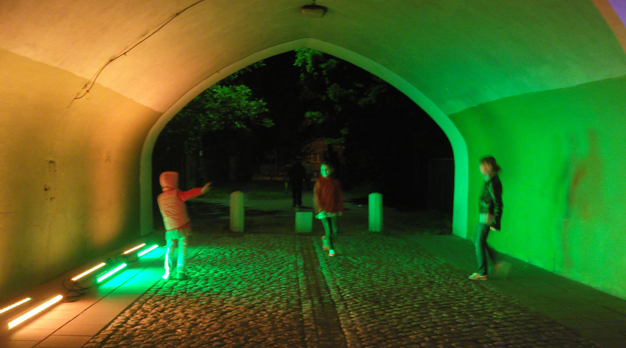 arch lights