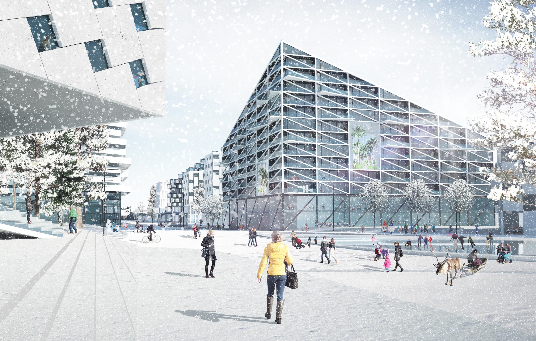 Europan Oulu winter